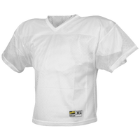 Eastbay Aerial Assault Jersey - Men's - All White / White