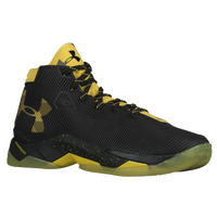 Under Armour Curry 2.5 - Boys' Grade School -  Stephen Curry - Black / Gold