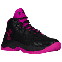 Under Armour Curry 2.5 - Girls' Grade School -  Stephen Curry - Black / Pink