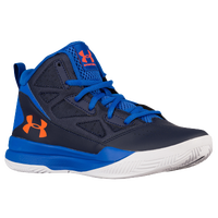 Under Armour Jet Mid - Boys' Preschool - Navy / Blue