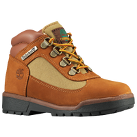 Timberland Field Boot - Boys' Preschool - Tan / Brown