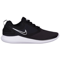 Nike LunarSolo - Men's - Black / White