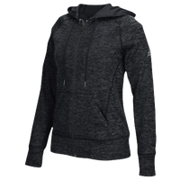 adidas Team Issue Full-Zip Hoodie - Women's - Black / Grey