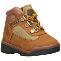 Timberland Field Boots - Boys' Toddler - Tan / Brown