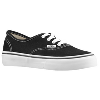 Vans Authentic - Boys' Preschool - Black / White