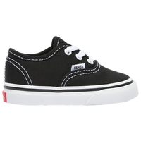 Vans Authentic - Boys' Toddler - Black / White