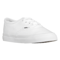 Vans Authentic - Boys' Toddler - All White / White