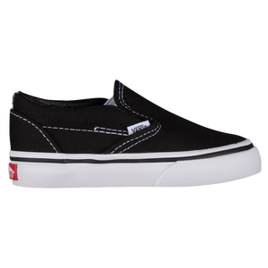 Vans Classic Slip On - Boys' Toddler - Black
