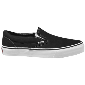 Vans Classic Slip On - Boys' Preschool - Black