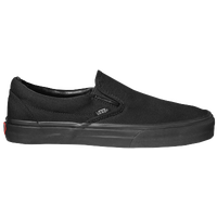 Vans Classic Slip On - Men's - All Black / Black