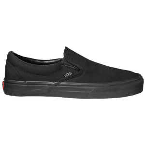 Vans Classic Slip On - Men's - Black/Black