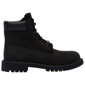 "Timberland 6"" Premium Waterproof Boot - Boys' Grade School - Black"