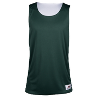 Badger Sportswear B-Core Reversible Tank - Men's - Dark Green / White