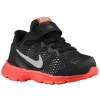 Nike Fusion Run 3 - Boys' Toddler - Black / Red