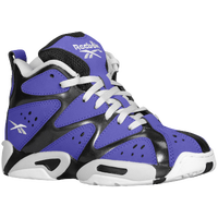 Reebok Kamikaze 1 Mid - Boys' Preschool - Purple / Black
