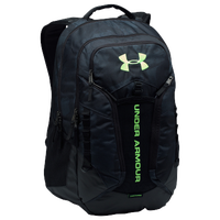 Under Armour Contender Backpack - Black / Light Green