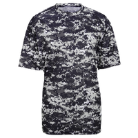 Badger Sportswear Digital Camo T-Shirt - Men's - Navy / Grey