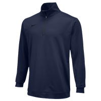 Nike Team Dri-FIT 1/2 Zip - Men's - Navy / Navy