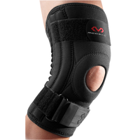 McDavid Patella Knee Support - Black / Black