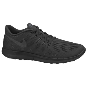 Nike Free 5.0 2014 - Men's - Black/Black/Anthracite