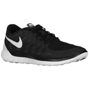 Nike Free 5.0 2014 - Women's - Black/Anthracite/White