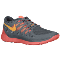 Nike Free 5.0 2014 - Women's - Grey / Orange