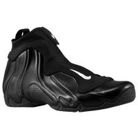 Nike Air Flightposite - Men's - Black / Silver