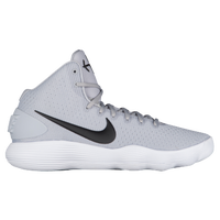 Nike React Hyperdunk 2017 Mid - Men's - Grey / Black