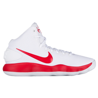 Nike React Hyperdunk 2017 Mid - Men's - White / Red