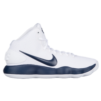Nike React Hyperdunk 2017 Mid - Men's - White / Navy