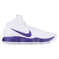 Nike React Hyperdunk 2017 Mid - Men's - White / Purple