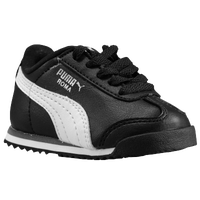 PUMA Roma - Boys' Toddler - Black / White