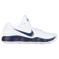Nike React Hyperdunk 2017 Low - Men's - White / Navy
