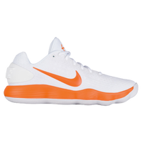 Nike React Hyperdunk 2017 Low - Men's - White / Orange