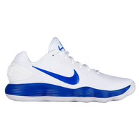 Nike React Hyperdunk 2017 Low - Men's - White / Blue