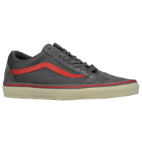 Vans Old Skool - Men's - Grey / Red