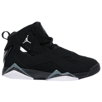 Jordan True Flight - Men's - Black / White