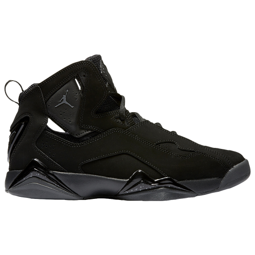 Jordan True Flight - Men\u0026#39;s - Black / Grey