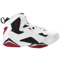 Jordan True Flight - Men's - White / Red