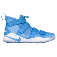 Nike LeBron Soldier 11 - Men's -  Lebron James - Light Blue / White