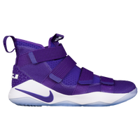 Nike LeBron Soldier 11 - Men's -  Lebron James - Purple / White