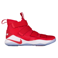 Nike LeBron Soldier 11 - Men's -  Lebron James - Red / White