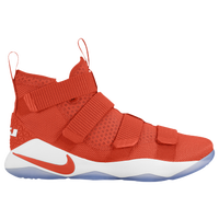 Nike LeBron Soldier 11 - Men's -  Lebron James - Orange / White