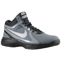 Nike Overplay VIII - Men's - Grey / Black