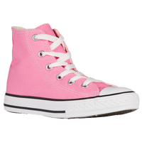 Converse All Star Hi - Girls' Preschool - Pink / White