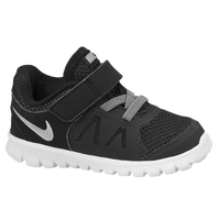 Nike Flex 2014 Run - Boys' Toddler - Black / Grey