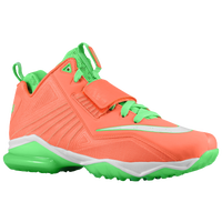 Nike Zoom CJ Trainer 2 - Men's - Calvin Johnson - Detroit Lions - Orange / White