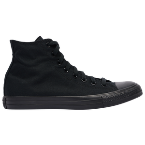 Converse All Star Hi - Men's - Black Monochrome/Black