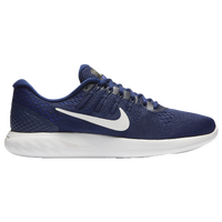 Nike LunarGlide 8 - Men's - Navy / White