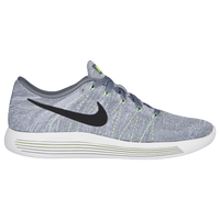 Nike LunarEpic Low Flyknit - Men's - Grey / Black